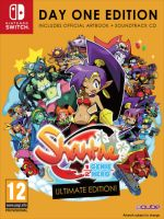 hra pro Nintendo Switch Shantae: Half-Genie Hero - Ultimate Day One Edition