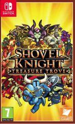 hra pro Nintendo Switch Shovel Knight: Treasure Trove