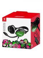 Konzole Nintendo Switch a příslušenství Sluchátka s mikrofonem Splatoon 2