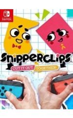 hra pro Nintendo Switch Snipperclips Plus: Cut it out, together!
