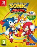 hra pro Nintendo Switch Sonic Mania Plus