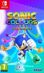 hra pro Nintendo Switch Sonic Colours Ultimate