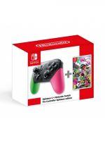 hra pro Nintendo Switch Splatoon 2 + Pro Controller Splatoon 2 Edition