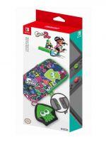 Konzole Nintendo Switch a příslušenství Splatoon 2 - Splat Pack (pouzdro, návleky, obal)