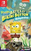 hra pro Nintendo Switch Spongebob SquarePants: Battle for Bikini Bottom - Rehydrated (SWITCH)