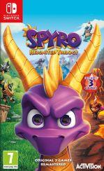 hra pro Nintendo Switch Spyro Reignited Trilogy