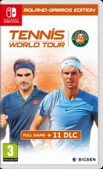 Tennis World Tour - Roland-Garros Edition (SWITCH)