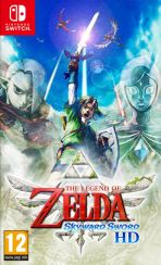 hra pro Nintendo Switch The Legend of Zelda: Skyward Sword HD