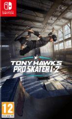 hra pro Nintendo Switch Tony Hawks Pro Skater 1 + 2