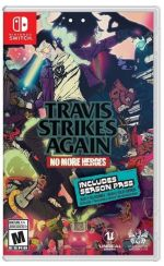 hra pre Nintendo Switch Travis Strikes Again: No More Heroes