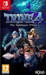 Trine 4: The Nightmare Prince (SWITCH)