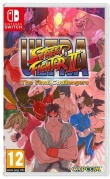 hra pro Nintendo Switch Ultra Street Fighter II: The Final Challengers