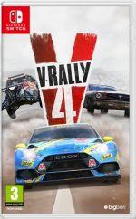 hra pre Nintendo Switch V-Rally 4