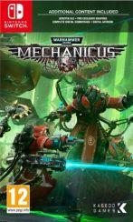 hra pro Nintendo Switch Warhammer 40,000: Mechanicus