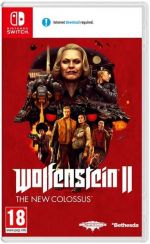 hra pre Nintendo Switch Wolfenstein II: The New Colossus