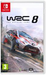 hra pro Nintendo Switch WRC 8 (SWITCH)
