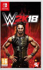 hra pro Nintendo Switch WWE 2K18