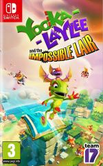 hra pro Nintendo Switch Yooka-Laylee and The Impossible Lair