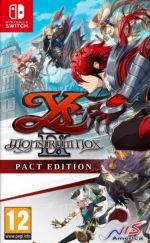 Ys IX: Monstrum Nox - Pact Edition (SWITCH)