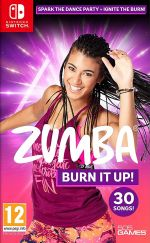 hra pro Nintendo Switch Zumba Burn It Up!