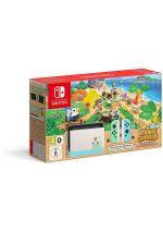 Konzole Nintendo Switch a příslušenství Konzole Nintendo Switch + Animal Crossing: New Horizons - Special Edition