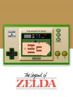 Konzole Nintendo Switch a příslušenství Konzole Nintendo Game & Watch: The Legend of Zelda