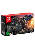 Konzola Nintendo Switch - Monster Hunter Rise Edition (SWITCHHW)