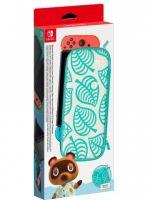 Ochranné púzdro látkové pre Nintendo Switch - Animal Crossing: New Horizons (SWITCHHW)