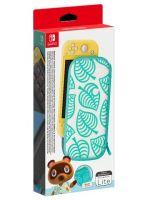 Ochranné púzdro látkové pre Nintendo Switch Lite - Animal Crossing: New Horizons (SWITCHHW)