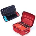 Konzole Nintendo Switch a příslušenství Ochranné pouzdro cestovní Nintendo Switch - Pokéball (velké)