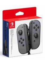 Konzola Nintendo Switch a príslušenstvo Ovládače Joy-Con (šedé)