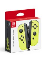 Konzole Nintendo Switch a příslušenství Ovladače Joy-Con (žluté)