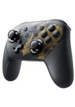 Konzole Nintendo Switch a příslušenství Ovladač Nintendo Switch Pro Controller - Monster Hunter Rise Edition