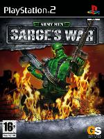 Hra pre Playstation 2 Army Men Sarges War