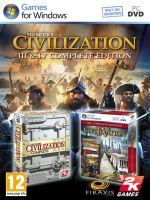 Hra pre PC Civilization III + IV COMPLETE