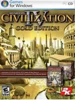 Hra pre PC Civilization IV GOLD