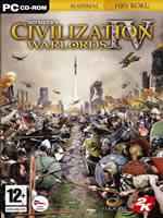 Hra pre PC Civilization IV: Warlords + CZ