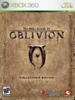 Hra pre Xbox 360 The Elder Scrolls IV: Oblivion zberateľská edícia