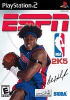 Hra pre Playstation 2 ESPN NBA Basketball 2005