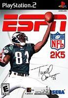 Hra pre Playstation 2 ESPN NFL Football 2005