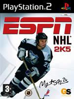Hra pre Playstation 2 ESPN NHL Hockey 2005