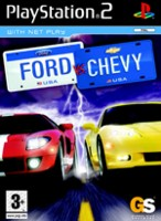 Hra pre Playstation 2 Ford vs. Chevy
