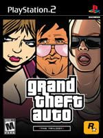 Hra pre Playstation 2 Grand Theft Auto (The Trilogy)