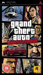Hra pro PSP Grand Theft Auto: Liberty City Stories