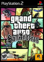 Hra pre Playstation 2 Grand Theft Auto: San Andreas
