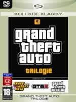 Hra pre PC Grand Theft Auto Trilogie