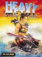 Hra pre PC Heavy Metal: FAKK2