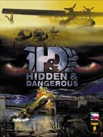 Hra pre PC Hidden & Dangerous