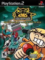 Hra pre Playstation 2 Codename: Kids Next Door - Operation: V.I.D.E.O.G.A.M.E.