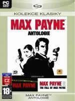 Hra pre PC Max Payne (1+2) Antologie + BONUS CD